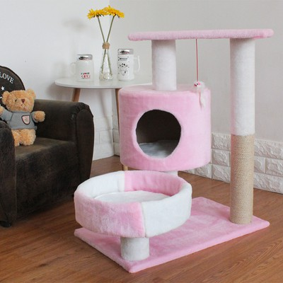 Cattree 2 tầng size trung T10