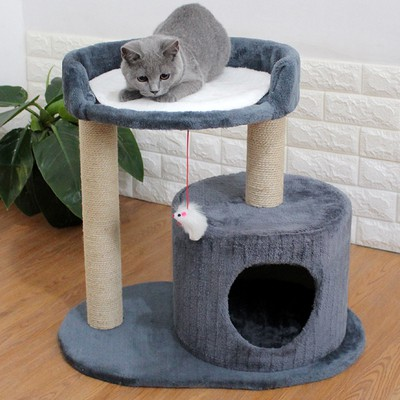 Cattree 2 tầng size trung T13