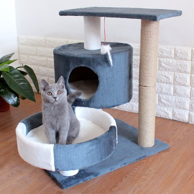 Cattree 2 tầng size trung T18