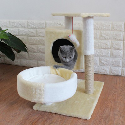Cattree 2 tầng size trung T6